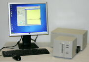 Agilent / Hp 8453 Uv-vis Spectrophotometer G1103a With Single Cell Holder