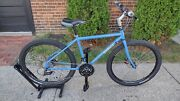 Surly Disc Trucker Complete Bike Double-butted 4130 Chrome-molly 42cm Frame Blue