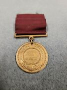 Ww2 Navy Good Conduct Medal Named/ Engraved Medal 1949 Dated Researchable