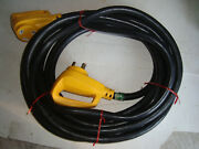 Used 24and039 Rv Camper Travel Trailer Electric Adapter Extension Plug Power Cord