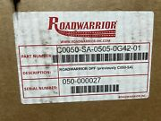 Road Warrior Particulate Filter C0050.  C0050-sa-0505-0g42-01