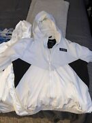 Hollister California Mens Winter Jacket Size M Very Warm And Insulation For Win