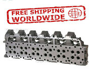 New Engine Cylinder Head Bare With Guides For Caterpillar 3406 A 110.5097 7n1303