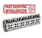 New Engine Cylinder Head Bare With Guides For Caterpillar 3412 B Di 7w.2243