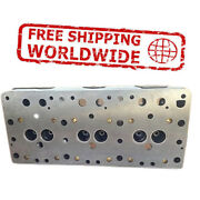 New Engine Cylinder Head Bare With Guides For Caterpillar D342 Deck Plated D8k