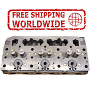New Engine Cylinder Head Bare With Guides For Caterpillar D342 D8k 8n.6004