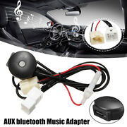 Car Stereo Aux Audio Adaptor Bluetooth Cable Fit For Ford Ba-bf Falcon Territory