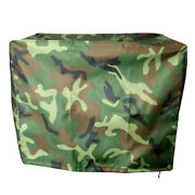 Trailerable Outboard Motor Cover 2-300 Hp Engines Speed/rib Boat Camouflage