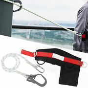 1.8 M Safety Harness With Lanyard For Construction Electric Power Shipbuilding
