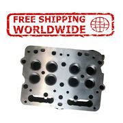New Engine Cylinder Head Bare With Guide For Cummins Nt 855 250 3008100 Ar96860