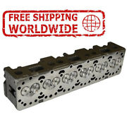 New Engine Cylinder Head Bare With Guide For John Deere 6076,6068 8.1 Ltr R86427