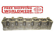 New Engine Cylinder Head Bare With Guide For John Deere 6-466 6 Cyl R76384