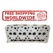 New Engine Cylinder Head Bare With Guide For Kubota V2203 2403 01907 ‐ 703040