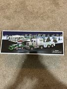 2013 Hess Toy Truck And Tractor Nib