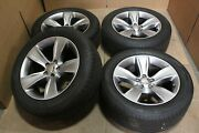 Used 2015-2018 18 Dodge Charger/challenger Oem Wheels/tires- 1zv90trmab