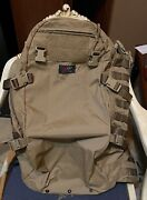London Bridge Trading Lbt-9031c Extended 3 Day Backpack Coyote New