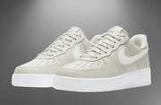 Nike Air Force 1 And03907 Shoes Light Bone White Ct2302-001 Menand039s Multi Size New