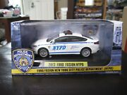 Greenlight Nypd New York City Police 2013 Ford Fusion 143 O Scale