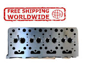 New Engine Cylinder Head Bare With Guide For Kubota V1902 01789 ‐ 303040