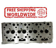 New Engine Cylinder Head Bare With Guide For Kubota V1702 15422-03040 1542203040