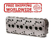 New Engine Cylinder Head Bare With Guide For Komatsu S4d105 6135-12-1101