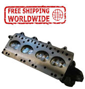 New Engine Cylinder Head Bare With Guide For Landrover 2.25 Ltr Petrol Etc 5412