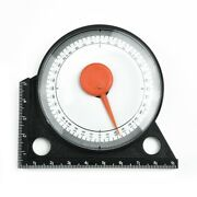 Abs Inclinometer 9.5cm9.5cm Gauge Clinometer Angle Finder High Quality