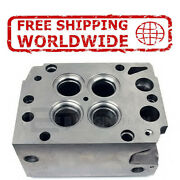 New Engine Cylinder Head Bare With Guide For Man 2876 ‐ 4v 5103-100-6053