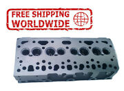 New Engine Cylinder Head Bare With Guide For Mercedes Benz Om 314 3140105620