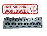 New Engine Cylinder Head Bare With Guide For Mercedes Benz Om 366 A 3660102920