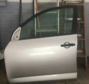 Toyota Rav4 Silver Left Car Doors Driver's Side - Used Good Condition