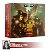 Games Workshop 40k Audio Book Our Martyred Lady Audio Book Cd Ex
