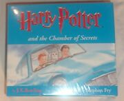 Bbc Audio Book Harry Potter And The Chamber Of Secrets Read By Stephen Fry New