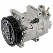 Ac Compressor And A/c Clutch For Nissan Maxima And Infiniti I30