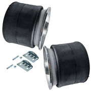 2 Set Heavy Duty Air Spring Bag Pneumatic Suspension Systems For Universal