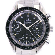 Omega 3510.50 Speedmaster Watches Stainless Steel Mechanical Automatic Chr...