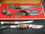 Gerber Safety Western Oceanic Pacesetters Knives Set
