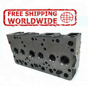 New Engine Cylinder Head Bare With Guide For Scania Dsc11 113 1118309 1118313