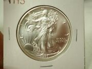 1993 American Silver Eagle 999 Fresh From Tube