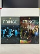 Fringe The Complete Season 1 And 2 Great Condition Tv Show Dvd Sets