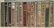 Ian Fleming First Edition Library Fel 007 James Bond 14 Book Set Great Condition