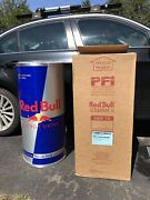Brand New Official Red Bull Iceman Ii Cooler W/ Drain Non-electric