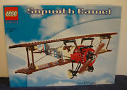 Lego Sculptures Sopwith Camel 3451 New Sealed  Free Shipping