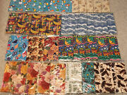 Huge Lot Gift Wrap Wrapping Paper Flat Sheets 41 Packs Sealed 2 Sheets Per Pack