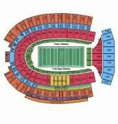 Ohio State Vs. Penn State Football Tickets 10/30/21 Section 18a Row 18
