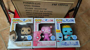 Funko Pop Ad Icons Shop Cereal Monsters 3 Pack Count Chocula Franken And Boo Berry
