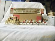Lesney Matchbox Coronation Coach King And Queen With Box