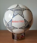 Adidas Finale 1 Champions League Official Match Ball - Grey Star - 1st Version