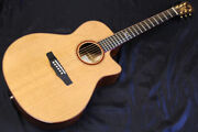 Morris Maurice S-91 Nat Electric Acoustic Guitar Made In Japan Manufacturer