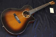 Morris Maurice S-91 Ts Electric Acoustic Guitar Made In Japan Manufacturer